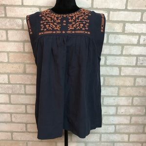 Hailey & Co. Peasant Top